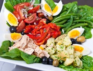 Tavaszi salátaötletek