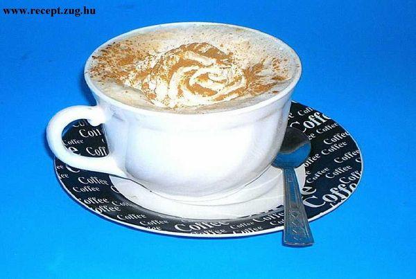 Egy csésze olasz kávé