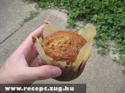 Házi Muffin