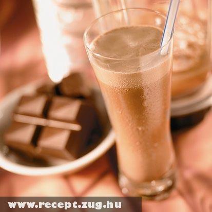 Csokis tej