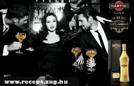 Divatos ital a Martini