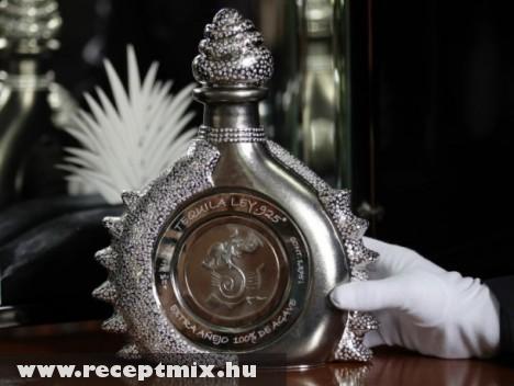Tequila luxus csomagolásban