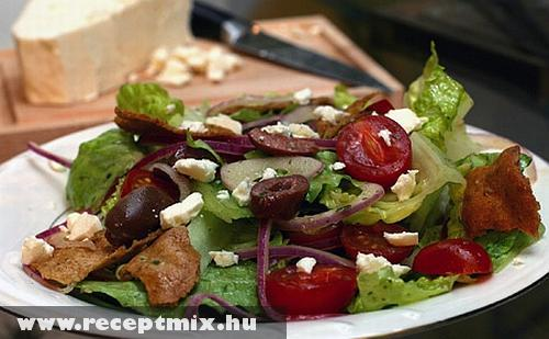 Török saláta