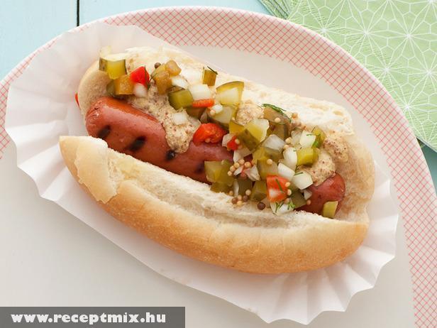 Modern és finom Hot Dog