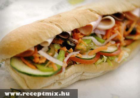 Subway szendvics