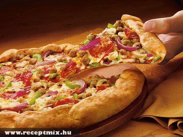 A tökéletes pizza