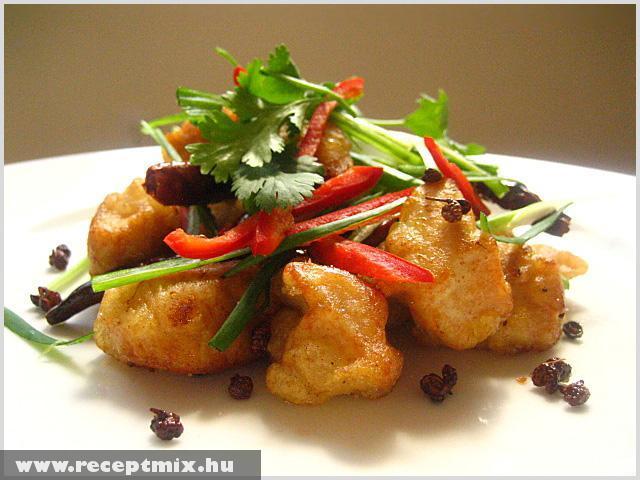 Szechuan-i csirke