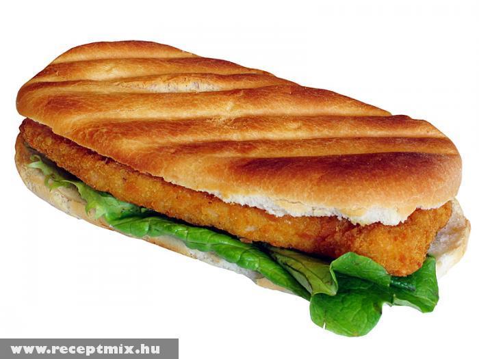 Csirkés szendvics Amerikából