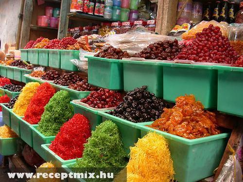 Vietnámi piac