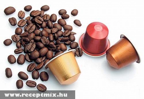 Rákkeltõ a kapszulás kávé?