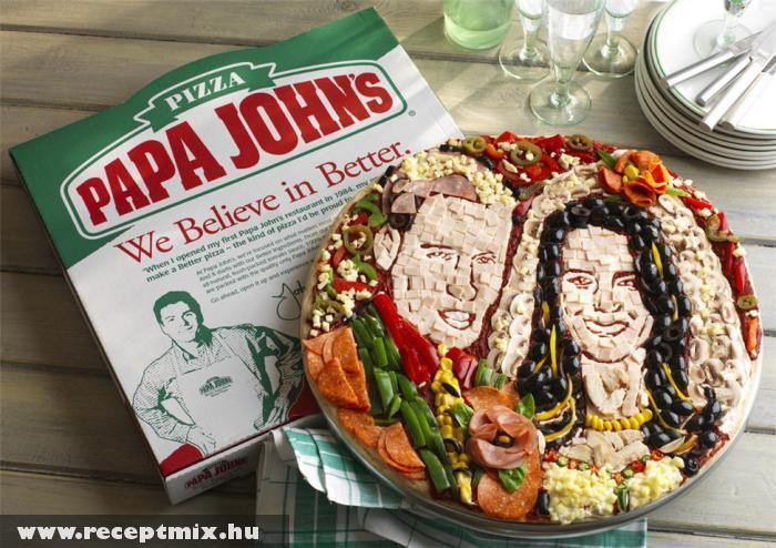 Királyi Pizza