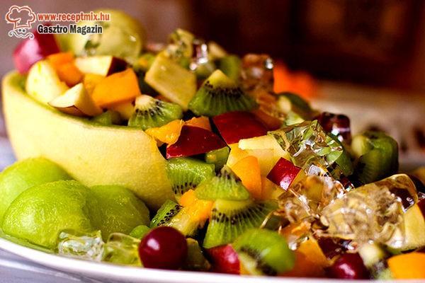 Nyári gyümölcs mix