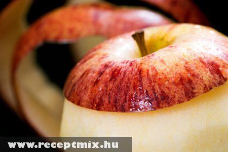 Új fogyókúra az alma héjával - Próbálja ki Ön is!