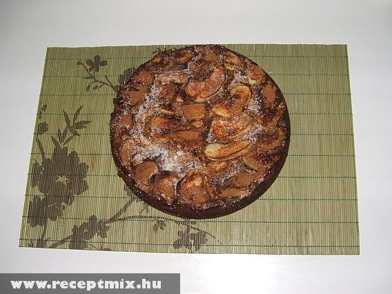 Ildi almás sütije