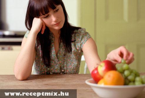 Depresszió ellen falatozzunk egészséges ételeket