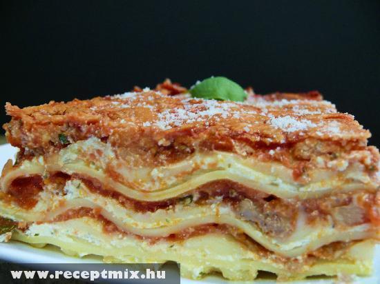 Igazi olasz lasagne