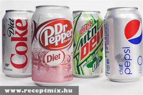 Diétás üdítõk