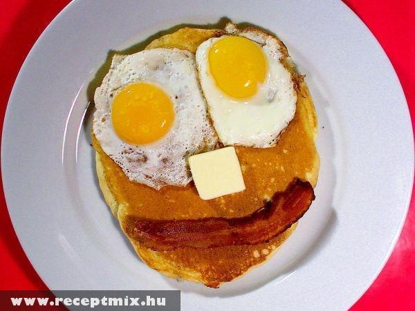 Vicces reggeli