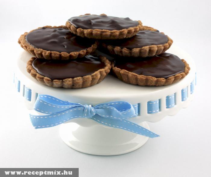 Csokis kosárkák