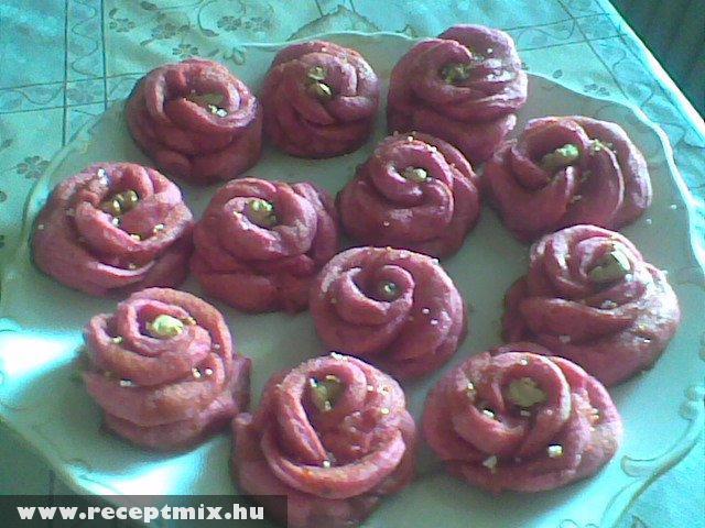 Terike Rózsa sütijei