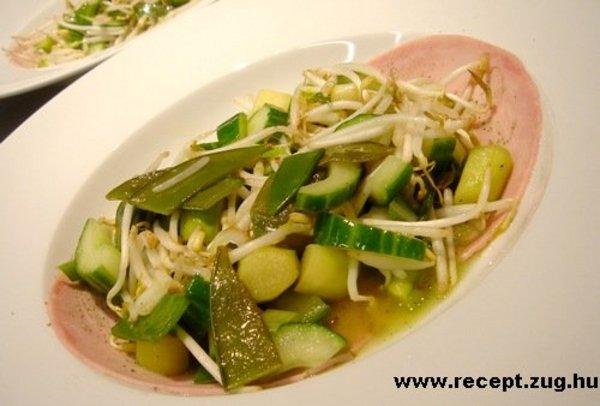 Zöld saláta