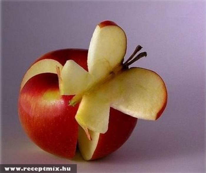 Pillangó almából