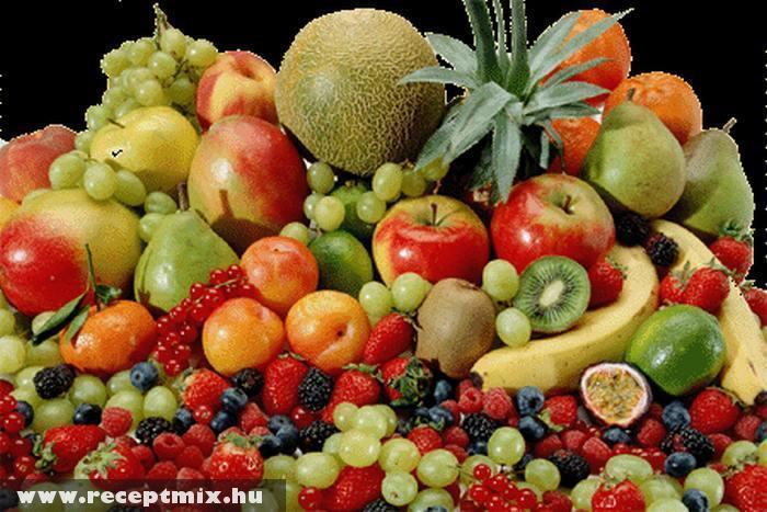 Ez aztán a gyümölcskosár :)