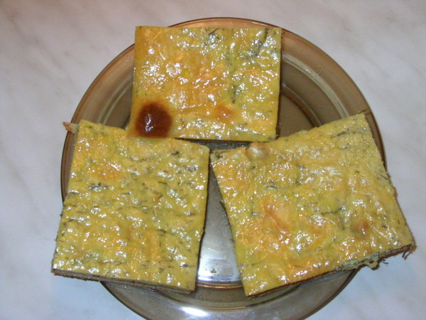 Kapros túrós pite