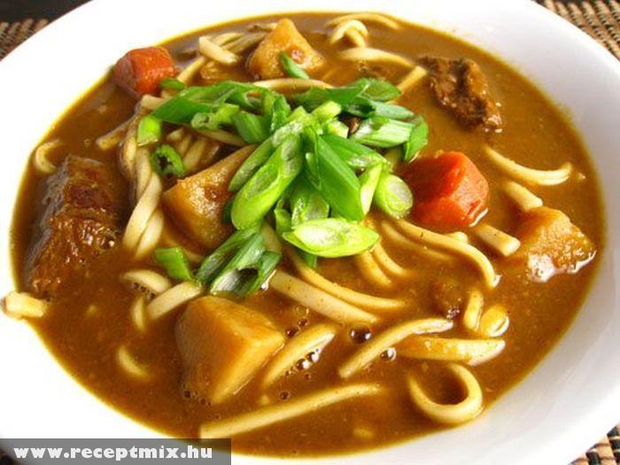 Vegetáriánus leves
