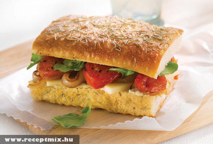 Vitamindús szendvics