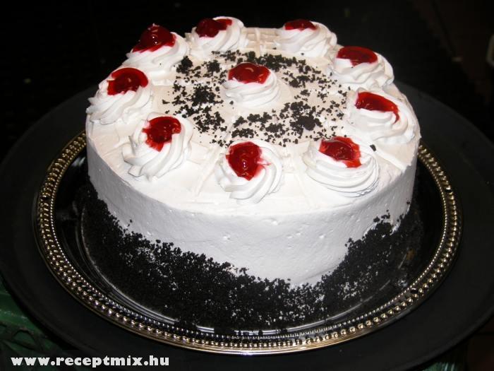 Feketeerdõ torta