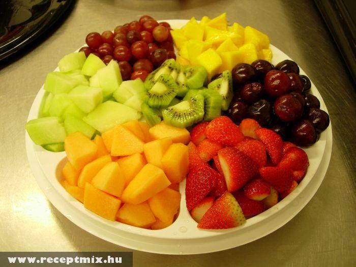 Frissítõ, egészséges gyümölcsök