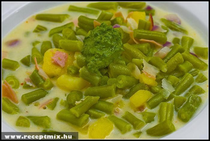 Zöldbableves