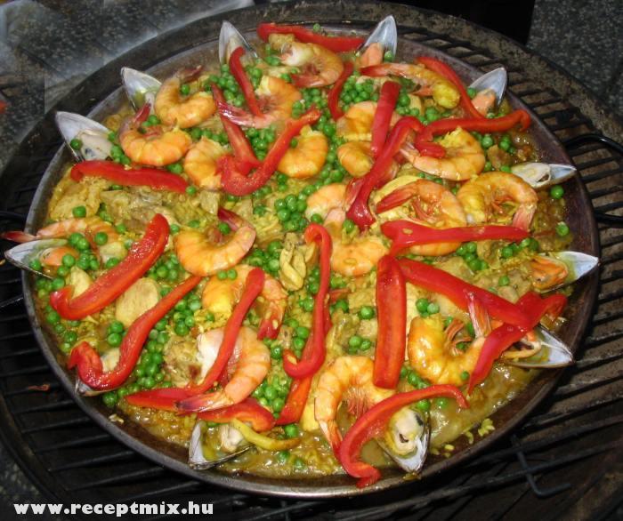 Spanyol ételkülönlegesség