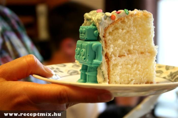 Robotos torta