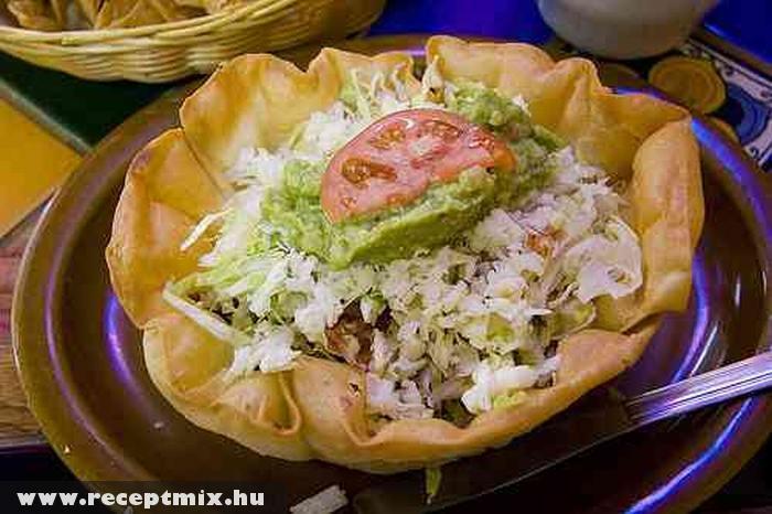 Mexikói étel
