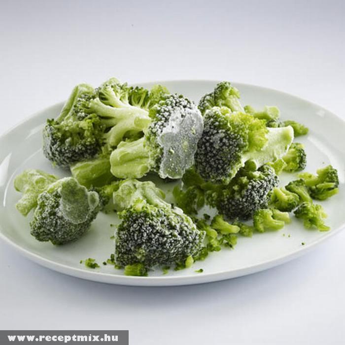 Egy tányér brokkoli