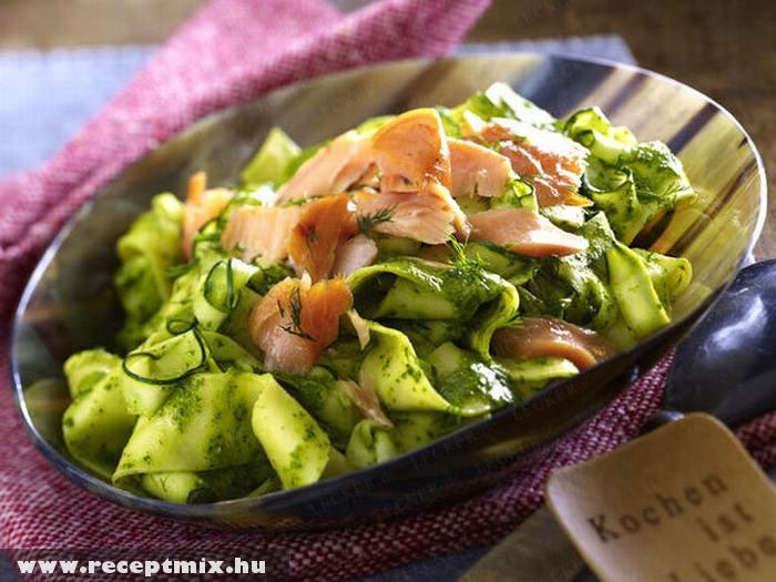 Húsos saláta