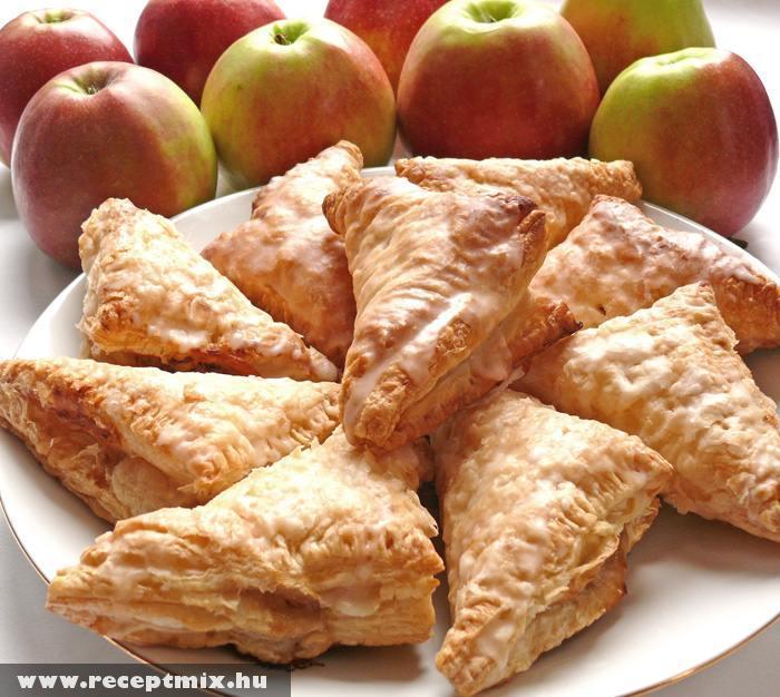 Almás szeletek