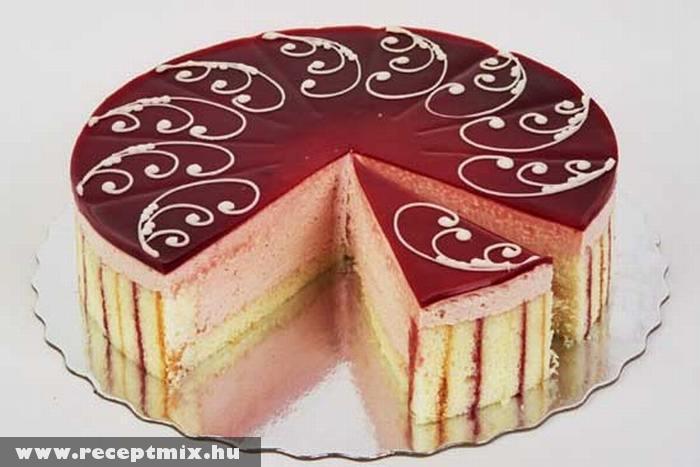 Mandarin torta