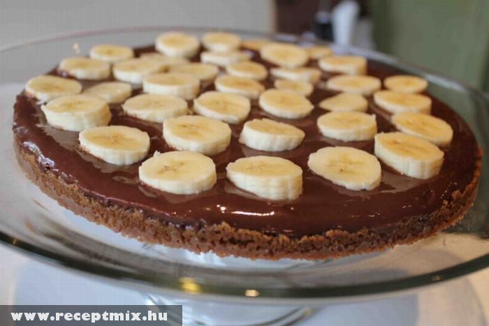 Banános torta