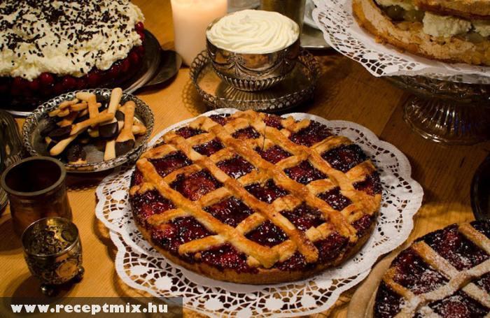 Linzer torta