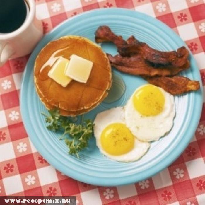 Egy kiadós reggeli