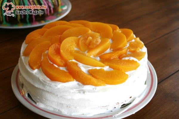 Barack torta