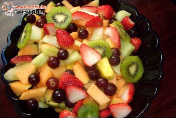 Gyümölcs sali