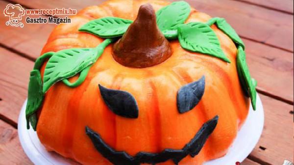 Halloweeni töktorta