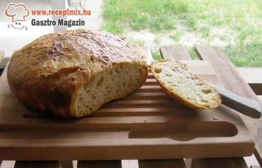 Házi sütésű kenyér