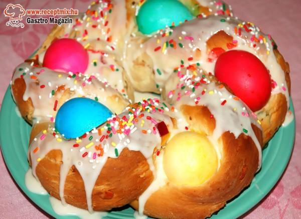 Húsvéti fonottkalács