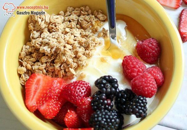 Ízletes reggeli