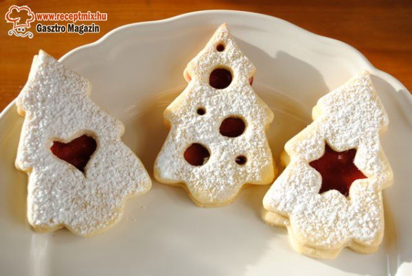 Karácsonyi linzer